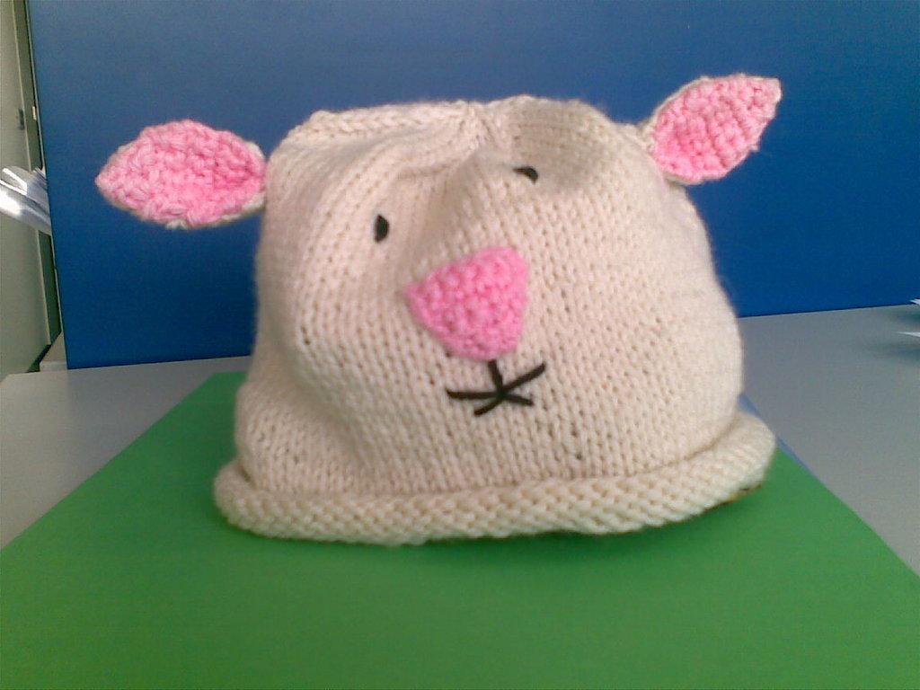 Cappello agnellino