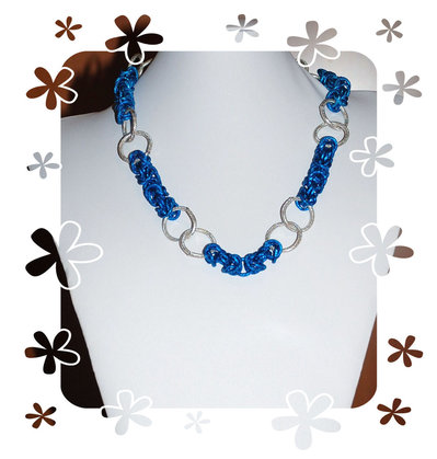 "Collana Chainmaille ""Hawaii"""