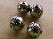 4 perlone decori spirale