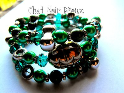 Bracciale Smeraldo