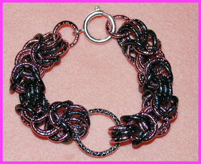 "Bracciale Chainmaille ""Audrey"""
