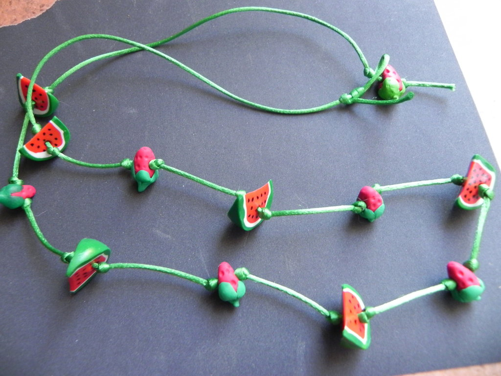 Collana angurie