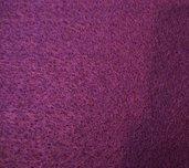 Foglio feltro viola