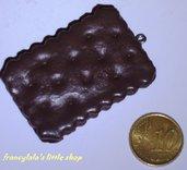 charm biscotto cioccolato