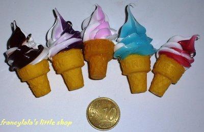 charms coni gelato