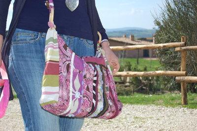 xxl pink addiction handbag