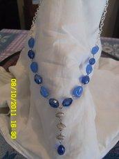 collana azzurra