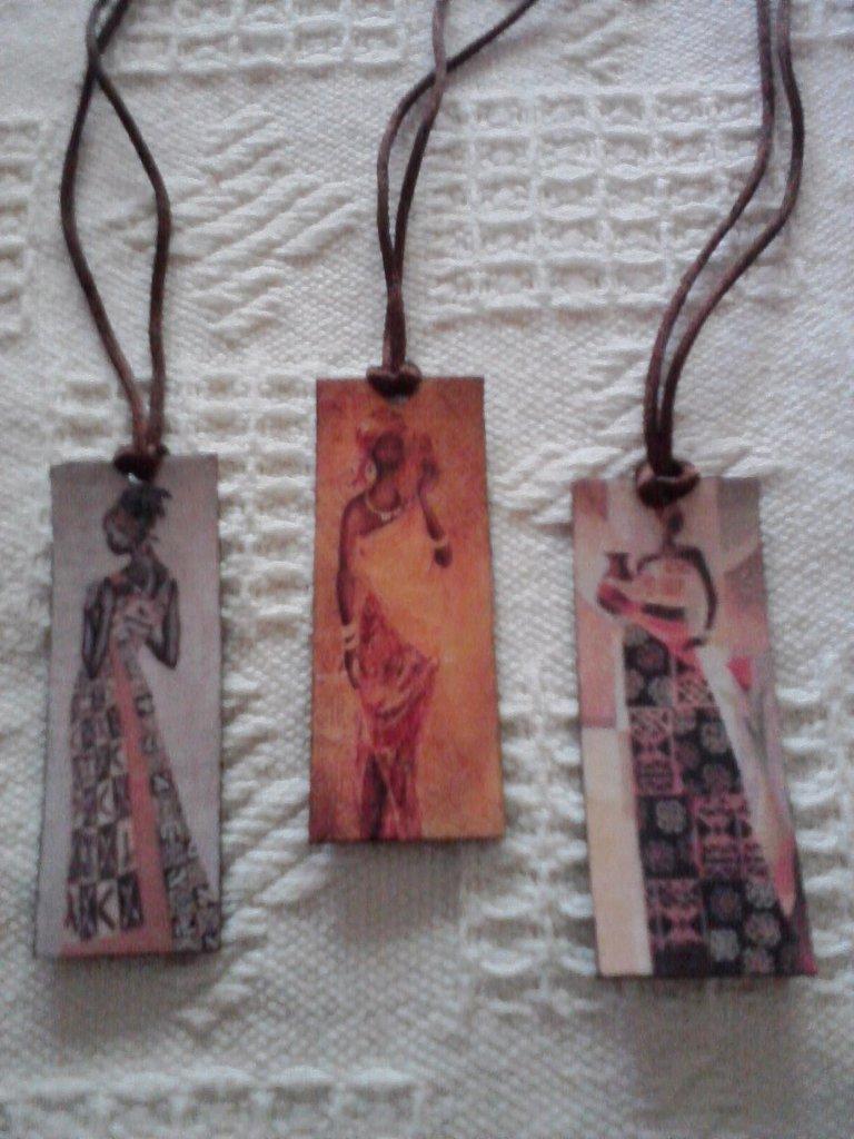 coleccion mujeres africanas