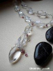 Collana Regina di ghiaccio (e il suo sangue) - SPEDIZIONI GRATUITE*