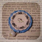 CINDERELLA brooch