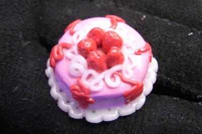 Anello torta (lampone)