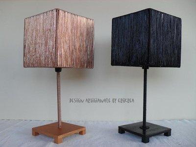 lampade 100% hand made