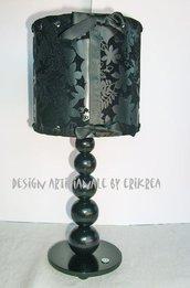 lampada 100% hand made