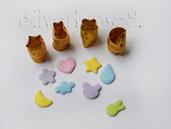 Minicutter: Set 8 Forme