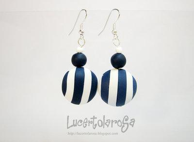 """Orecchini """"Sailor""""/ """"Sailor"""" earrings"""