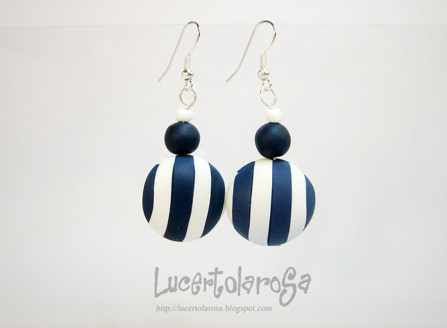 "Orecchini ""Sailor""/ ""Sailor"" earrings"