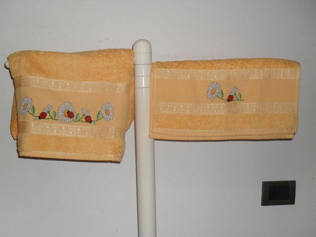 coppia asciugamani