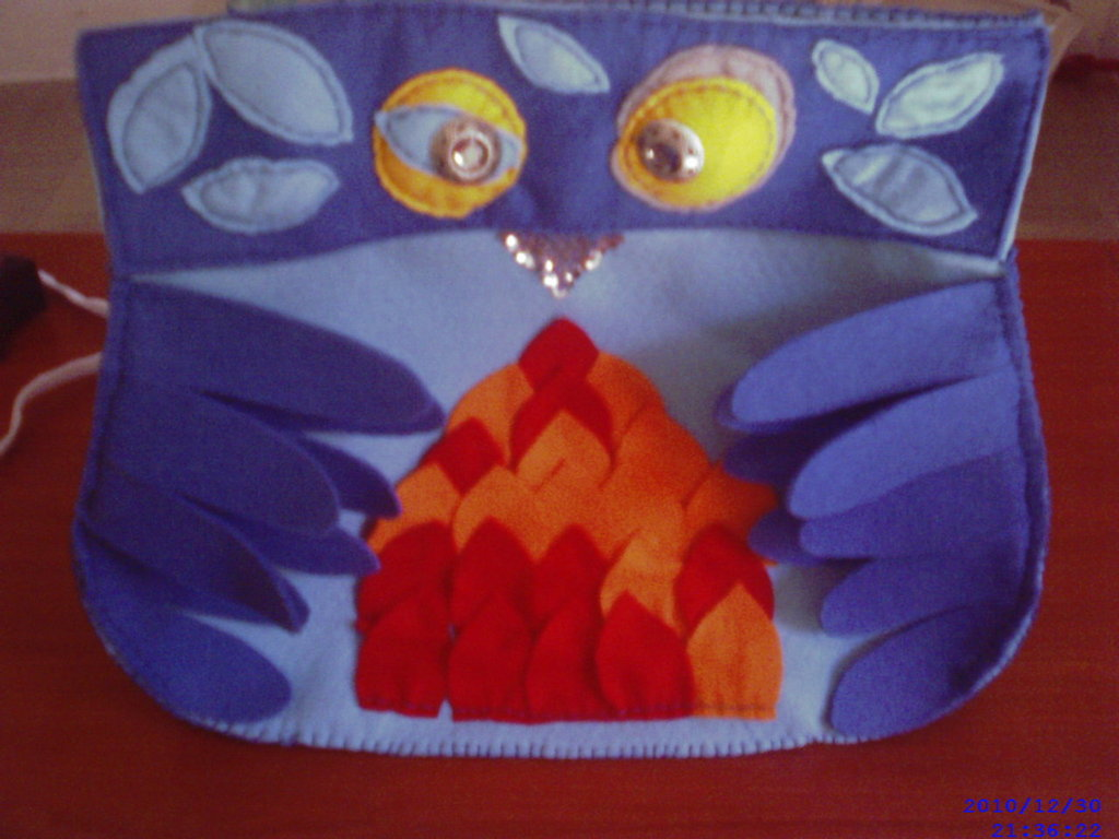 OWL BAG DONNA