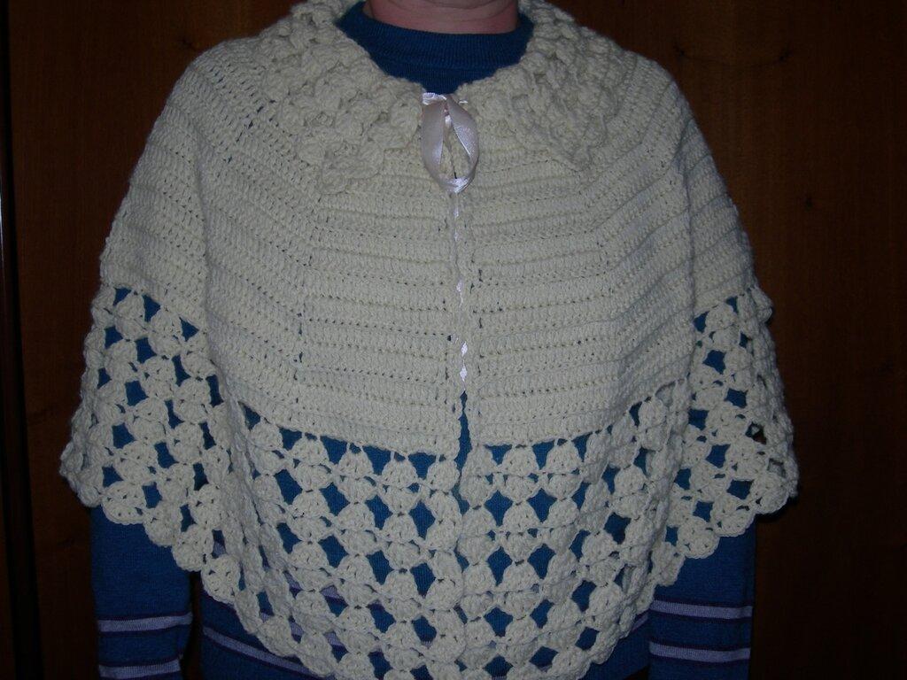 Super Mantella di lana - Donna - Accessori - di *Il favoloso mondo d  ON88