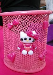 Porta Penne Hello Kitty