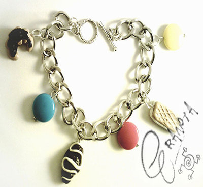 "bracciale ""sweet creations"""