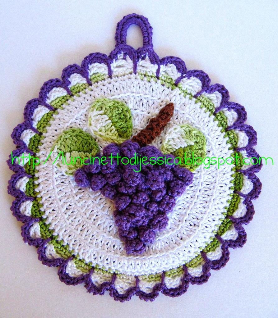 Presina piccola grappolo d'uva