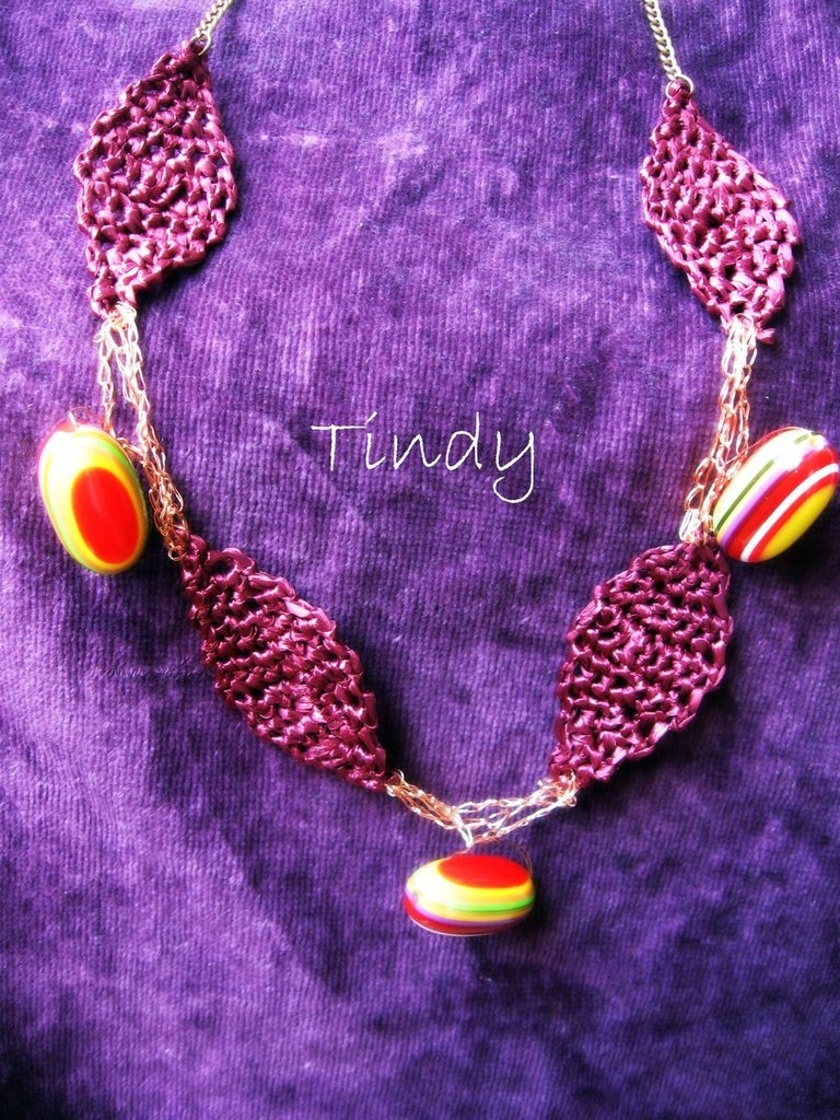 Il miglior posto funzionario di vendita caldo la più grande selezione di Collana rafia e perle colorate