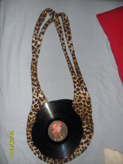 borsa-disco in vinile