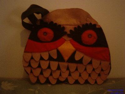 BROWN OWL BAG