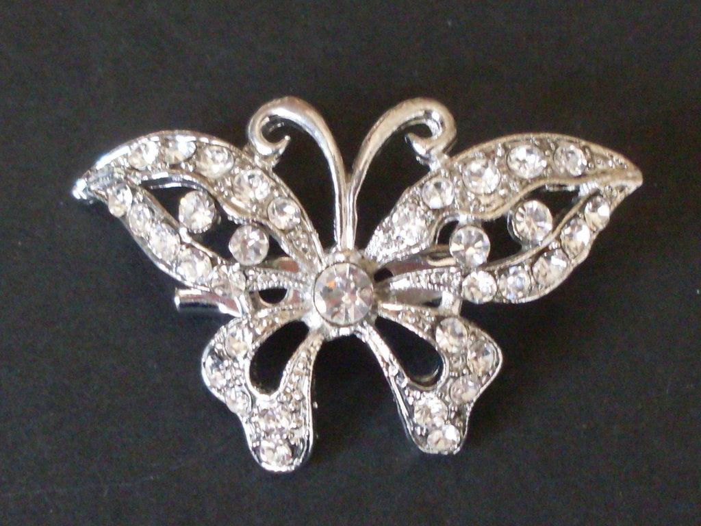 ART.119 - farfalla americana-