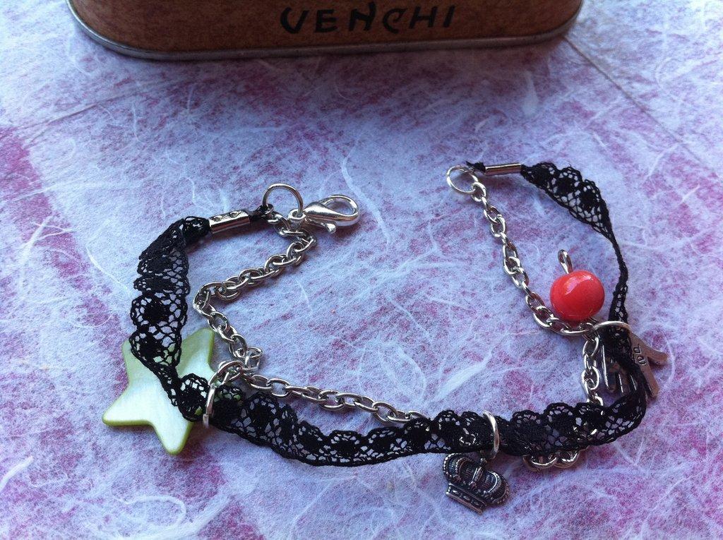 braccialetto stella danzante