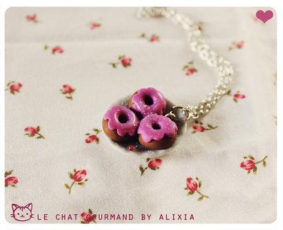 Ciambelline rosa