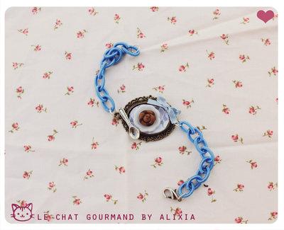 Bracciale sweet in blue