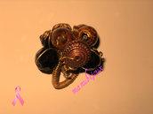 Anello ambrato