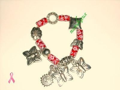 bracciale farfalle