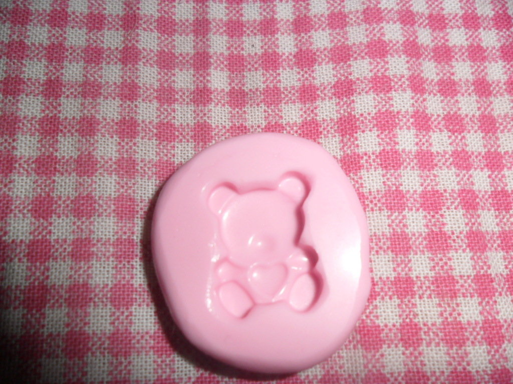 stampino orsetto bear mold