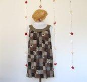 Vestito Summer Dress Coffe