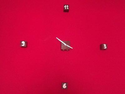 orologio da parete 4 num