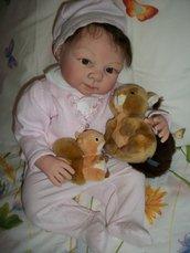 Patty bambola reborn