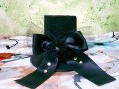 Mini cappello / Mini hat in feltro
