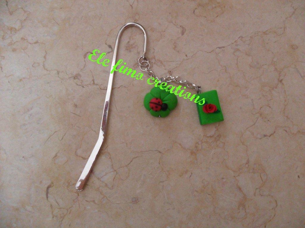 Segnalibro verde