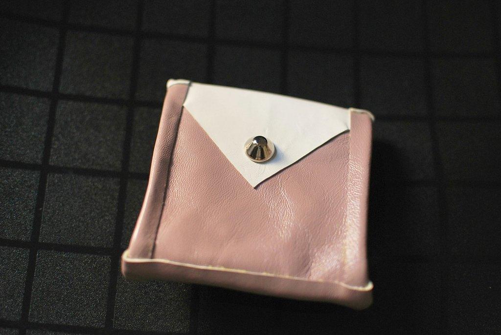 accessori -portamonete donna  vera pelle