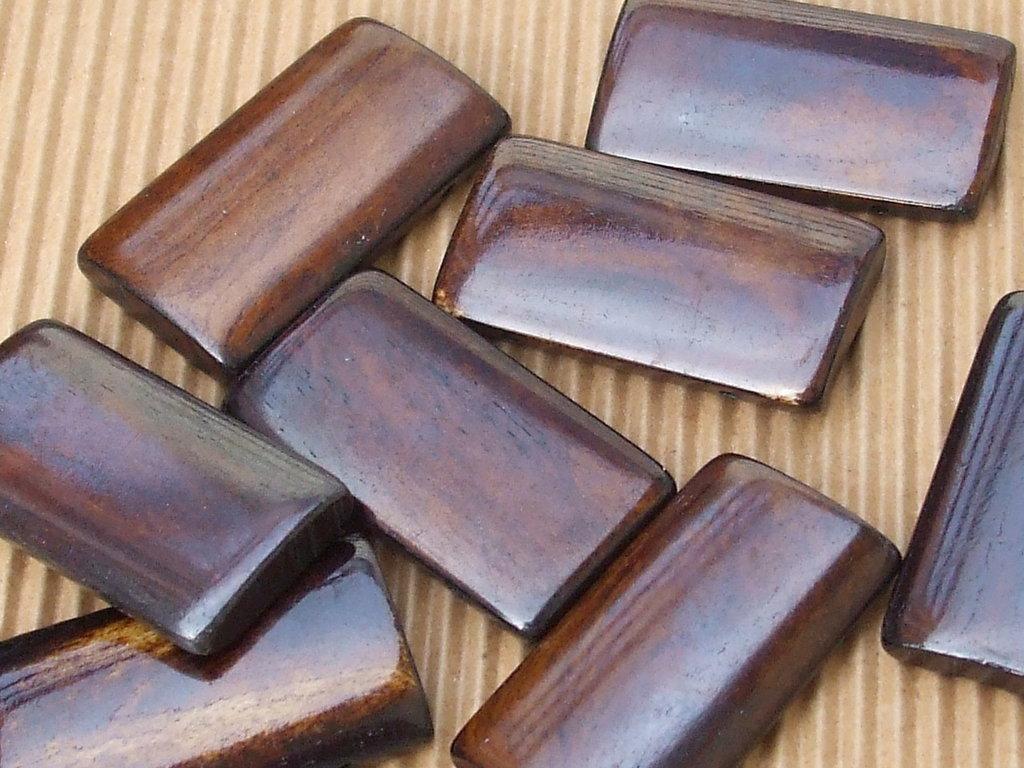 8 moduli bracciale legno vend.