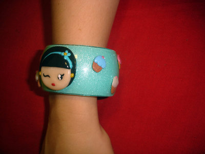 bracciale muffin girl