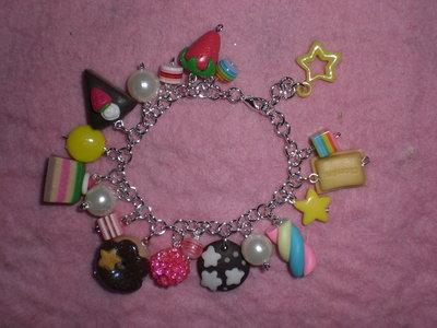 "Bracciale ""Supreme Sweets&Charms"""