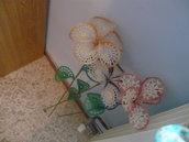 fiori ad uncinetto