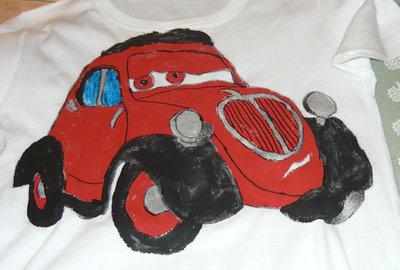 Maglietta in Cotone con Zio Topolino