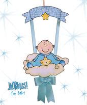 Fiocco Nascita Bebè