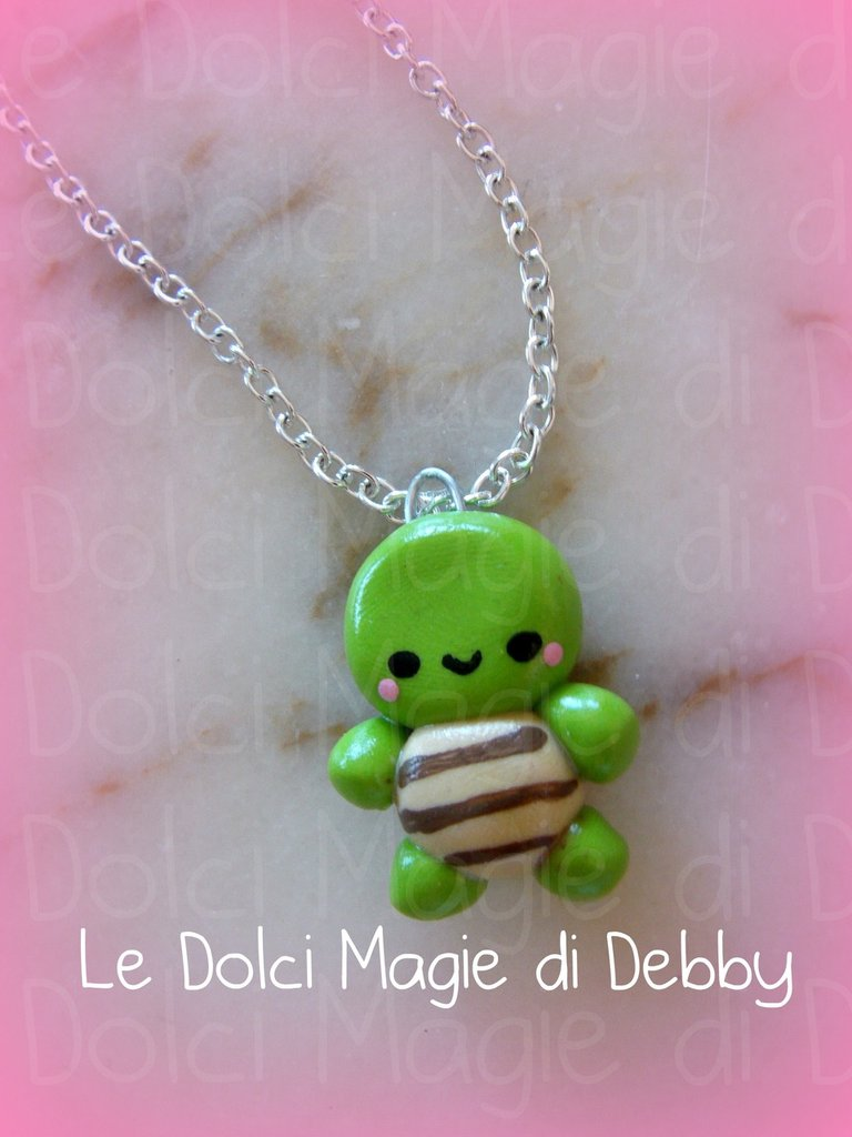 Collana Turtle Kawaii