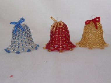 campanelle di perline